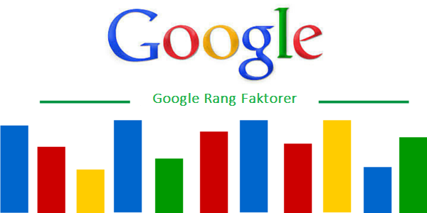 google-rang-faktorer