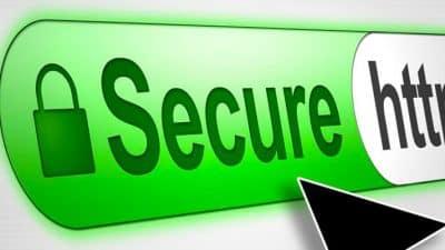 Secure SSL certificate